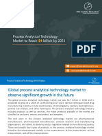 Process Analytical Technology Market