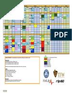 2016 September Timetable
