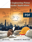 Chemical engineering with computer applications