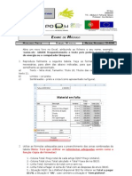 Exame - Modulo Excel