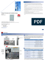 OptiX RTN PI-AC B20 Product Overview and Installation Guide 05