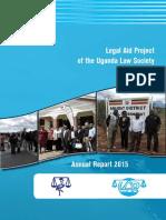 LAP Annual Report 2015