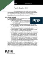 AP040085EN - PowerXL DG1 Trouble Shooting Guide
