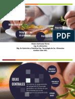 Implementación de HACCP en Unidad de Producción - Álvaro Sanhueza Torres