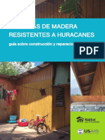 Viviendas Resistentes a Huracanes
