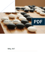 AlphaGo Mastering the Game of Go With Deep Neural Networks and Tree Search