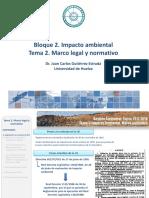 Marco Legal y Normativo