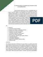 Sistemas Socioecológicos. Elementos Teóricos y Conceptuales_ Anahí Urquiza Gómez Et Hugo Cadenas