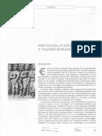Psicolog y La Cultura , Tenorio