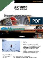 Monitoring Ug Geotech Ptfi