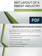 whole garment production system