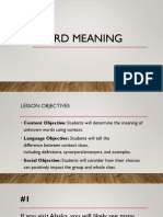 word meaning pdf weebly