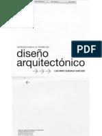 33_Introduccion a La Teoria Del Diseño Arquitectonico - Cartucho