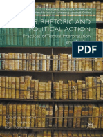 (Rhetoric, Politics and Society) Claudia Wiesner, Taru Haapala, Kari Palonen (Auth.)-Debates, Rhetoric and Political Action_ Practices of Textual Interpretation and Analysis-Palgrave Macmillan UK (201