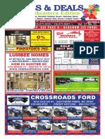 Steals & Deals Southeastern Edition 3-15-18