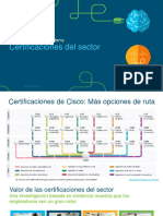 NetAcad Certifications LA ES