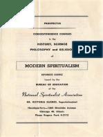1941 Barnes Nsa Advanced Course