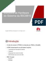 [Huawei] BSC6810 Estrutura de Hardware