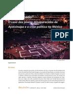 Foi o Estado_Ayotzinapa