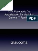 Platica de Glaucoma
