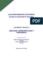 Geologia Informe Final Papu
