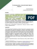 COMPORTAMENTO ORGANIZACIONAL_A RELAÇÃO ENTRE FAMÍLIA E TRABALHO.pdf