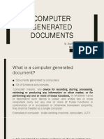 Computer generated documents.pptx