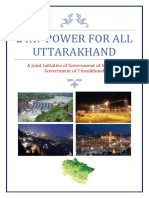 24 x 7 Power for All Uttarakhand
