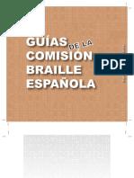 Guias Comision Braille Española