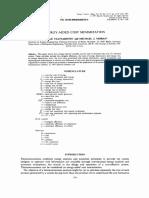 Exergy Aided Cost Minimization Tsatsaronis1997