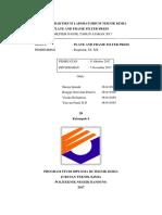 Laporan Filter Press Frame