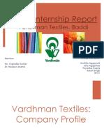 Vardhman Textiles