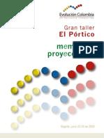 Portico Espanol