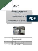 Laboratorio 03 Sistemas de Primer Orden TERMINADOO XD