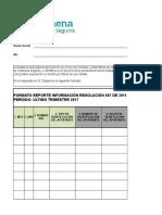 3. Formato Reporte Resolución 007