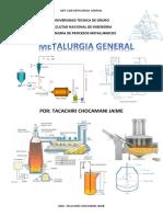 Problemas Resueltos de Metalurgia General