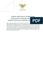4. Skema Teknisi Instalasi Kontrol Berbasis PLC
