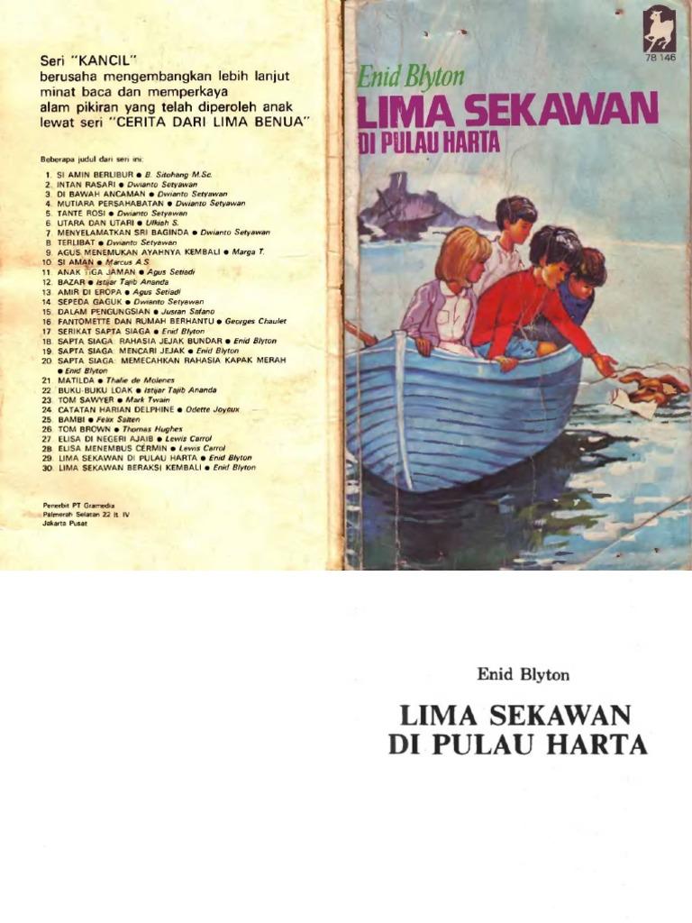 Novel Lima Sekawan Di Pulau Harta Pdf
