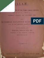 Islam Lecture Deli 00 Webb