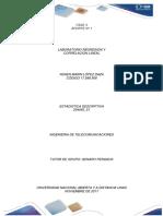 Aporte 1 Fase 4 Laboratorio Regresion y Correlacion Lineal