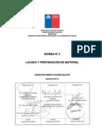 15 Norma 02 - Preparación Material 6 Ed 2015
