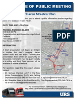 New Haven Streetcar Public Meeting Poster_8