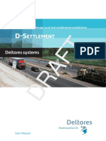 DSettlement User Manual