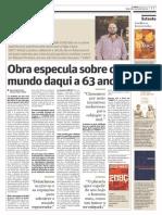 2080 Obra Especula Sobre o Mundo Daqui a 63 Anos Jornal o Tempo