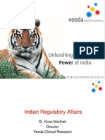 Regulatory Presentation