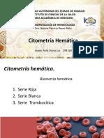 Citometría Hemática
