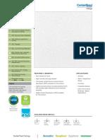 CTC Performa Sand Micro DataPage