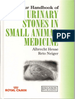 A Colour Handbook of Urinary Stones in Small Animal Medicine
