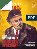 """Revista """"Correo del Alba"""" No. 68 - Octubre-Noviembre, 2017"""