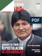 """Revista """"Correo del Alba"""" No. 69 - Noviembre-Diciembre, 2017"""